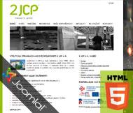 WWW stránky společnosti 2 JCP, Račice