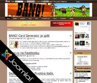 Největší WWW stránky na světě o karetní hře BANG!