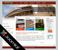 WWW stránky Hotelu Sport ve Štětí