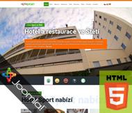 WWW stránky firmy J.P.SPORT, s.r.o., Štětí
