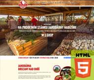 WWW stránky firmy Pavel Rohlíček, Brozany n/O