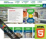 WWW stránky firmy MP Logic spol. s r. o.