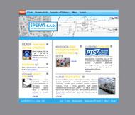 WWW stránky fy. Spepat s.r.o., Roudnice nad Labem