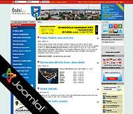 WWW stránky Městského Úřadu ve Štětí, Štětí